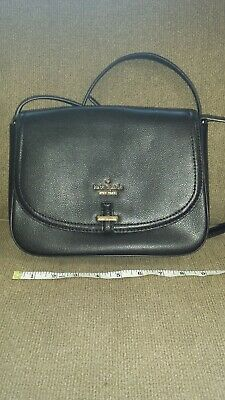 $ CDN115 • Buy Kate Spade Cross Body Women Bag Black New Condition