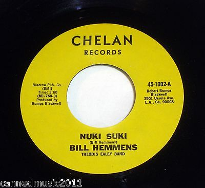 $ CDN10.85 • Buy Bill Hemmens: Nuki Suki / Hello Goodbye W/ Theodis Ealey Band [Nuovo]