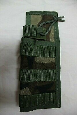 $ CDN39.57 • Buy Specialty Defense Systems SDS Old Gen M81 Woodland HABD Spare Air Bottle Pouch