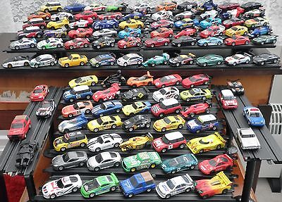 Micro Scalextric Cars  • 12£