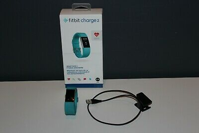 $ CDN59.99 • Buy Fitbit Charge 2 FB407STES Fitness Tracker - Small, Teal