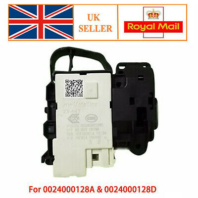 For Haier 0024000128A ZV-447 Washing Machine Door Lock Time Delay Switch Parts • 12.99£