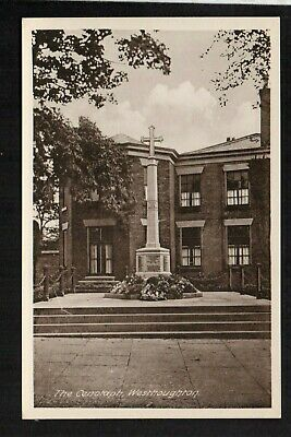 £7 • Buy Westhoughton, The Cenotaph - Between Bolton & Wigan - Printed Postcard