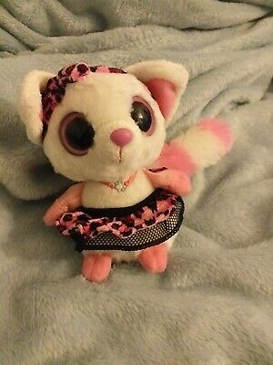 YooHoo And Friends Pammee Fennec Plush 6  RETIRED AND HARD TO FIND • 4£