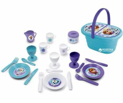 £13.49 • Buy Frozen Smoby Picnic Set Tea Set Children's Accessories For Girls (NEW BOXED)