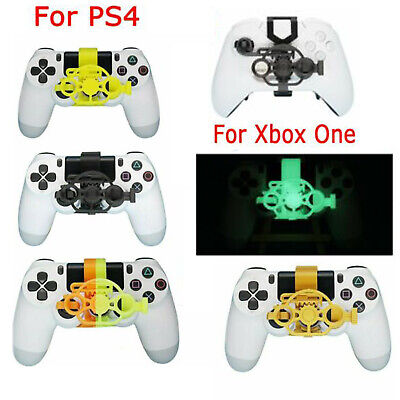 AU14.34 • Buy For Xbox One / PS4 Racing Game Mini Steering Wheel Game Controller Accessories