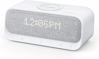 AU175.95 • Buy Soundcore Wakey Bluetooth Speakers Powered By Anker With Alarm Clock, Stereo Sou