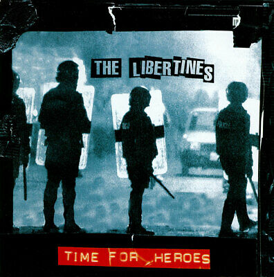 £8.99 • Buy The Libertines - Time For Heroes - Mini Poster & Card Frame