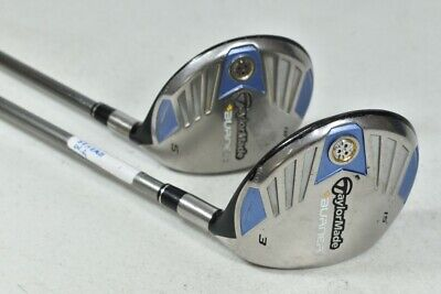 $ CDN130.79 • Buy TaylorMade Burner Steel 2007 #3, #5 Fairway Wood Set RH Ladies Graphite # 100306
