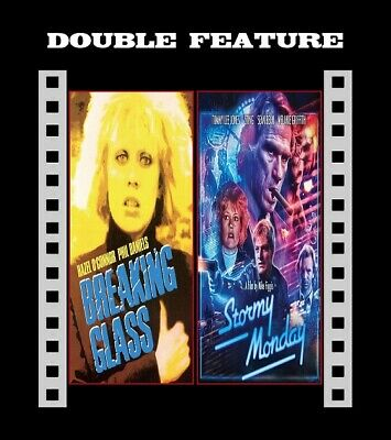 £11.99 • Buy Stormy Monday ( Sean Bean )+ Breaking Glass ( Hazel O'Connor ) R2 Compatible DVD