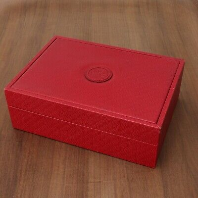 $ CDN166.86 • Buy Rare Red Rolex 60.00.02 Watch Box Only Authentic Good Condition Pre-Owned