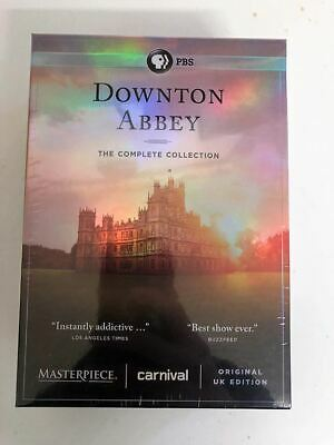 Downton Abbey DVD : The Complete Collection Season 1- 6 • 29.95£