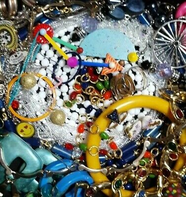 $ CDN51.40 • Buy Vintage Now Unsearched Untested NOT Junk Drawer Jewelry Lot Estate All Wear 4092