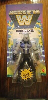 $32 • Buy WWE Masters Of The Universe The UNDERTAKER Walmart Exclusive