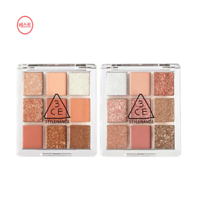 AU52.04 • Buy [Style Nanda X 3CE]New+Multi+Eye+Color+Shadow+Palette+7g+Clear+Layer+Edition