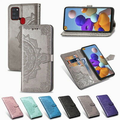 $ CDN6.37 • Buy For Samsung Galaxy S20 Ultra Plus A71 A51 Leather Flip Wallet Phone Case Cover