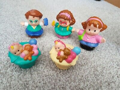 Little People Figures Fisher Price Bundle • 3.70£