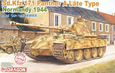 Dragon 6168 1/35 (Magic Track) PANTHER A LATE TYPE • 32.50£
