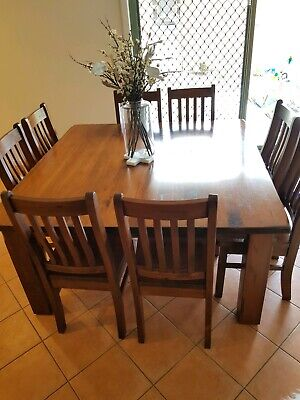 AU330 • Buy Wooden Dining Table & Chairs