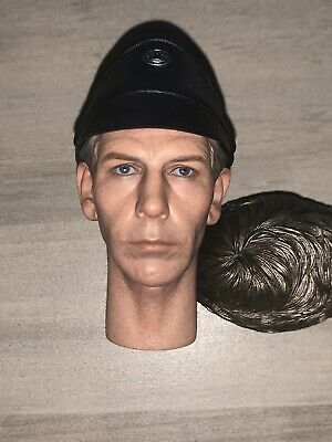 $125 • Buy Hot Toys Director Krennic Head Sculpt 1/6 With Imperial Navy Cap Loose Star Wars
