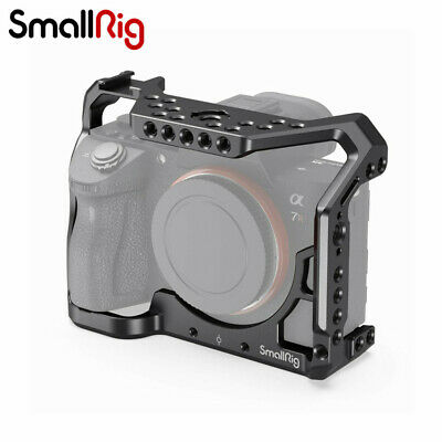 $ CDN111.99 • Buy SmallRig Cage For Sony A7RIII/A7M3/A7III With Arri Locating Holes -2087 US