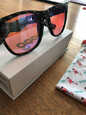 Goodr Running Sunglasses You Say Bogey, I Say Flamingo • 25£