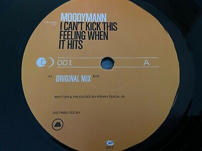 Moodymann I Cant Kick This Feeling When It Hits 12  Vinyl  Decks Reworx • 9.99£