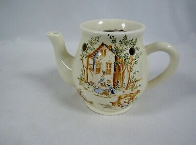Yankee Candle Farm House Candle Essential Oils Teapot By Ellen Mcleod & Tart • 13.14£