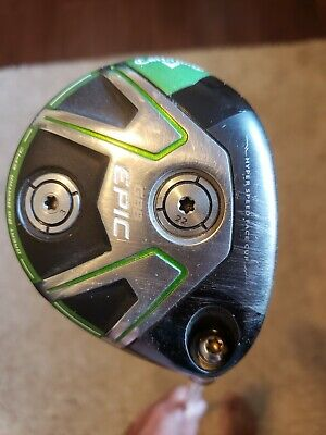 $ CDN80.36 • Buy Callaway GBB Epic Sub Zero 18 Fairway Wood Aldila Rogue Stiff S Flex W Headcover