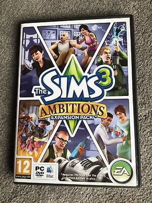 The Sims 3: Ambitions Expansion Pack (PC: Mac, 2010) • 4.50£