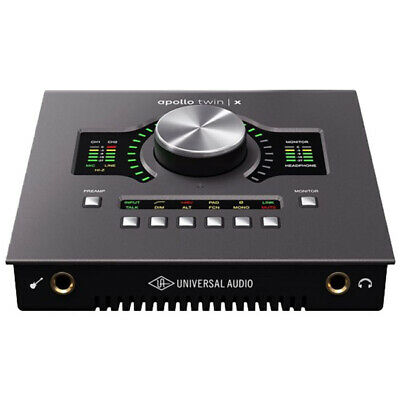 AU1549 • Buy Universal Audio Apollo Twin X Duo Digital Audio Interface