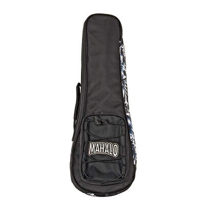 AU39.95 • Buy Mahalo UB1 Series Soprano Ukulele Bag (Black)