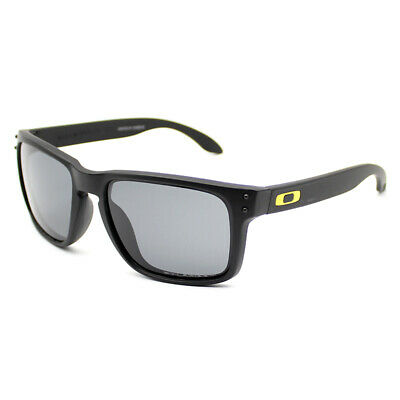 AU59.99 • Buy Mens Oakley Holbrook Sunglasses Matt Black Polarised Lens