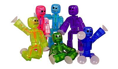 Stikbot Figures Various Colours 1 Supplied NEW • 7.99£
