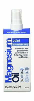 BetterYou Magnesium Oil Joint Spray - 100ml Pack Of 1 • 9.68£