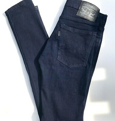 Men's / Boys Levi Jeans 519 W28 L34 Skinny Jeans Worn Once Excellent Condition • 12£