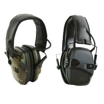 Electronic Ear Defenders High Quality Shooting Outdoor Sport Earmuff Noise-proof • 24.20£