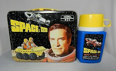 $25 • Buy Space 1999 Lunch Box With Thermos