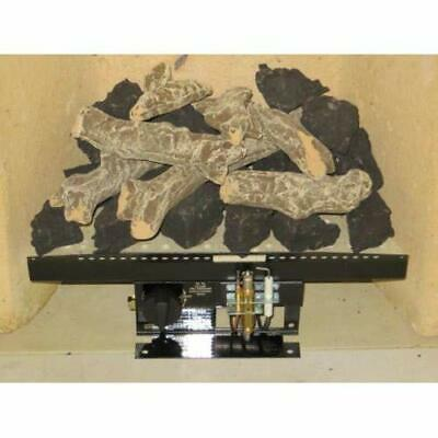 Coals 4 You 16  Living Flame Gas Fire Victorian V9 Inset Fire Tray Log Effect UK • 214.52£