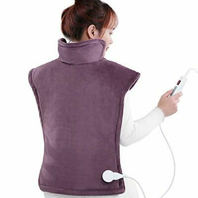 £38.99 • Buy Heating Pad Large For Neck And Shoulders Back Pain 60 X 85cm, Thermapulse Relief