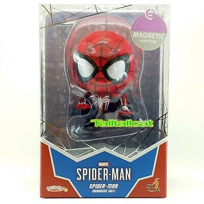 $ CDN30.72 • Buy Marvel Hot Toys Spider-Man ( Advanced Suit ) Cosbaby PS4  [ In Stock ]