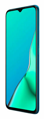 AU152.50 • Buy OPPO A5 (2020) - 64 GB - Marine Green (Unlocked) (Single SIM)