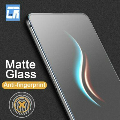 AU4.05 • Buy Protective Film Tempered Glass For Matte Anti-fingerprint Screen Protector