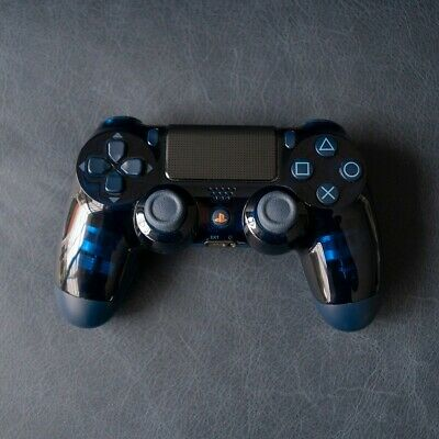 AU150 • Buy Playstation PS4 Dualshock 4 Controller - 500 Million Limited Edition Preowned