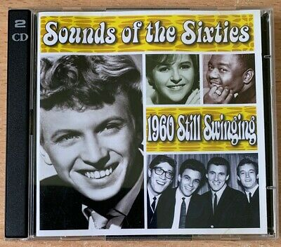 Time Life - Sounds Of The Sixties - 1960 Still Swinging  Excellent  2CD TLSCC/28 • 15.49£