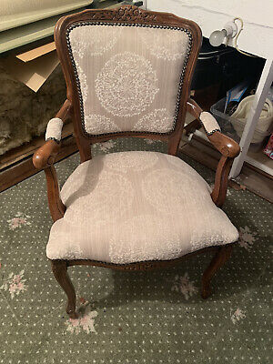 French Style Louis Chair (with Arms) • 50£