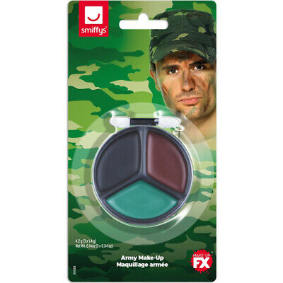 Army Camouflage Make Up Kit • 3.49£