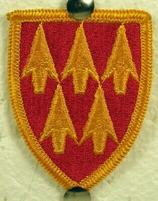 US Army 32nd Army Air & Missile Defense Command Patch Insignia Full Color      • 3.92£