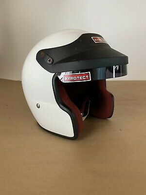 $75 • Buy Pyrotect Sportsman M2005 Rated Racing Helmet Small