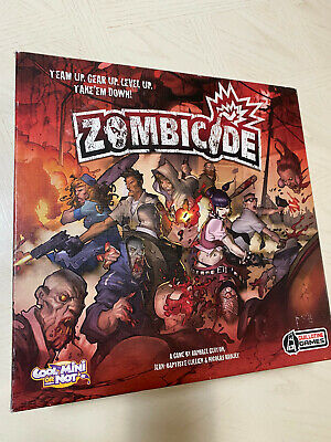 AU99 • Buy Zombicide Board Game Guillotine Games